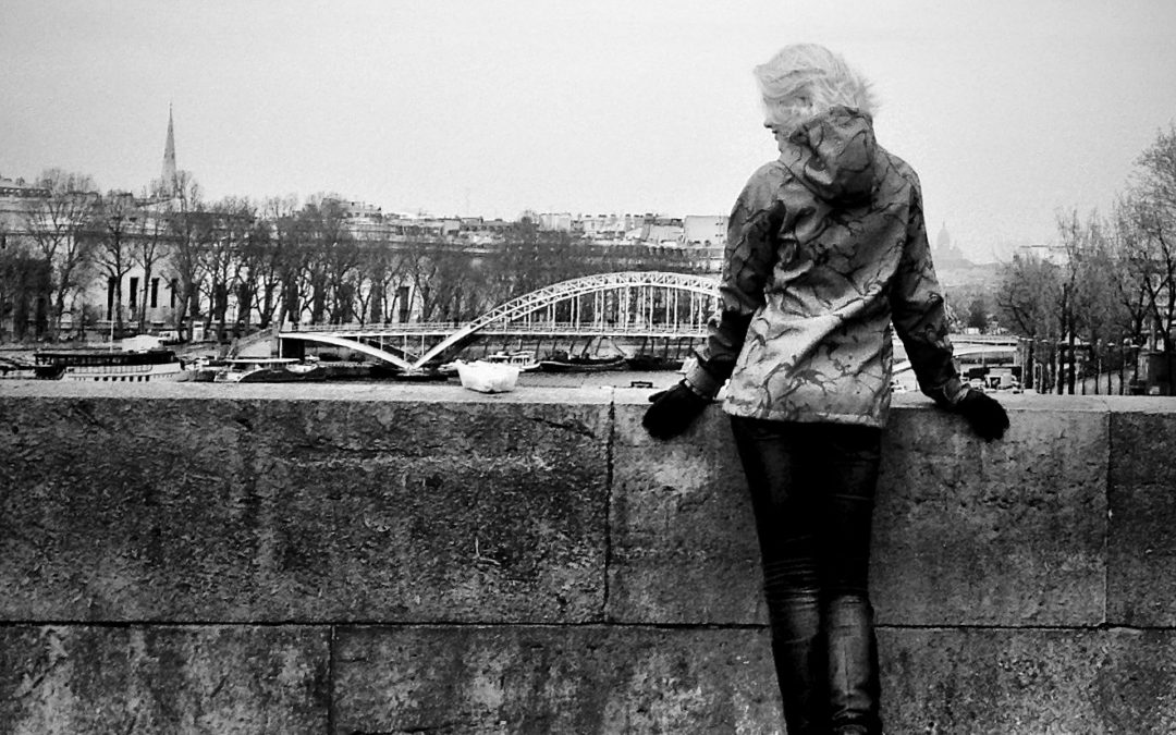 Marilyn in París, 2011. IPhone  4S