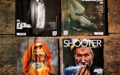 NEW Shooter Magazine N8. On shipping