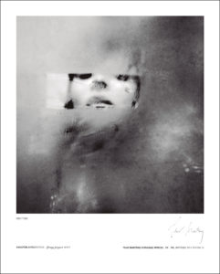 Unframed printed picture signed and numbered by Pilar Martínez González @pieces__of__me